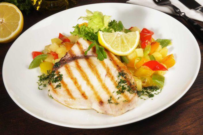 plat a base de poisson